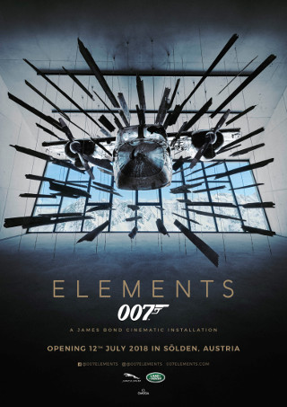 007 Elements Solden Austria SPECTRE