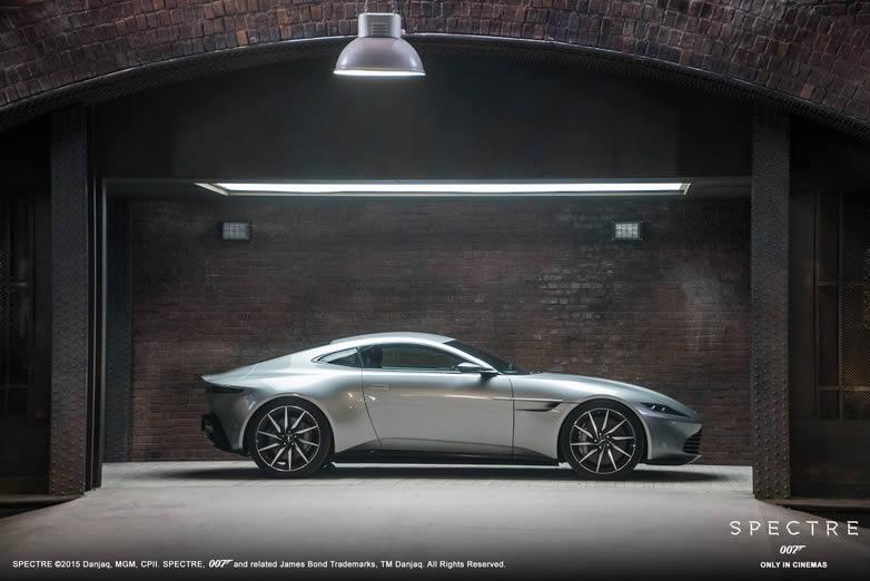 Range Rover Svr For Sale >> The Cars of SPECTRE: Aston Martin DB10, Jaguar C-X75 ...