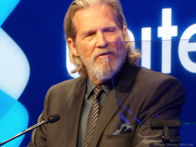 Jeff Bridges Unite 4 Good Hollywood gala