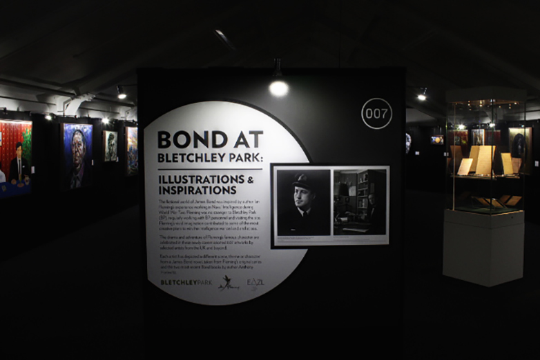 Bond At Bletchley Park press event report