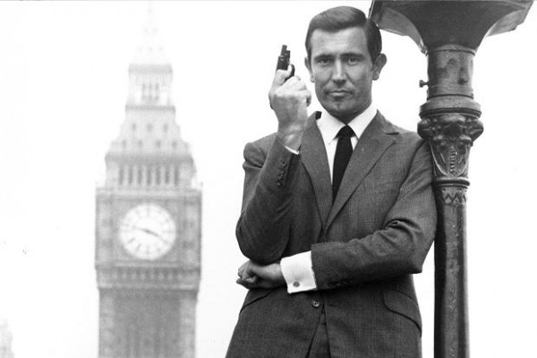 George Lazenby On Her Majesty's Secret Service