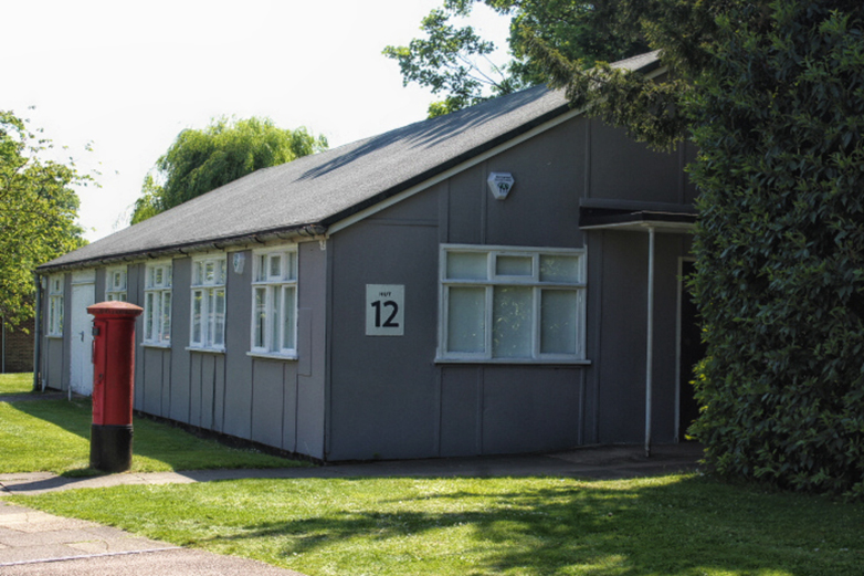 Hut 12 Bletchley Park