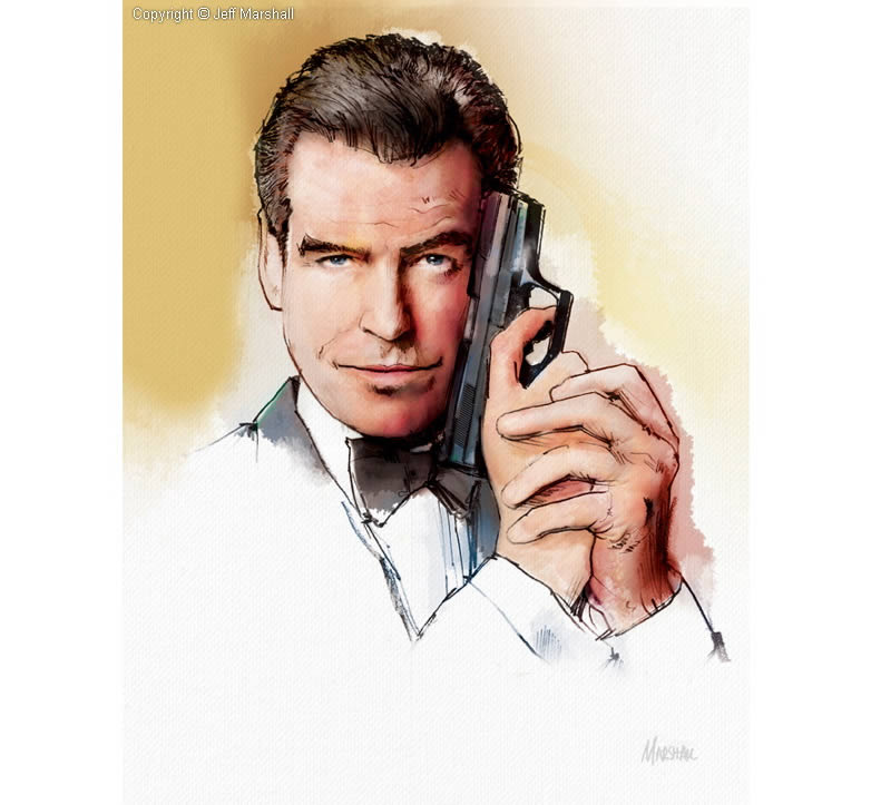 Jeff Marshall Pierce Brosnan