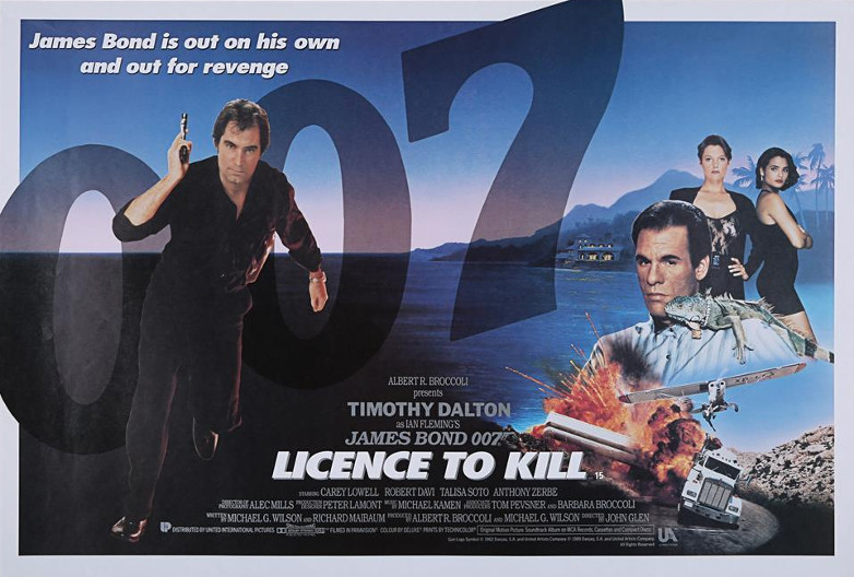 Licence to Kill 30th Anniversary