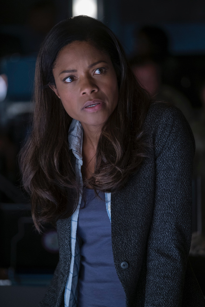 Naomie Harris Rampage Big Meets Bigger