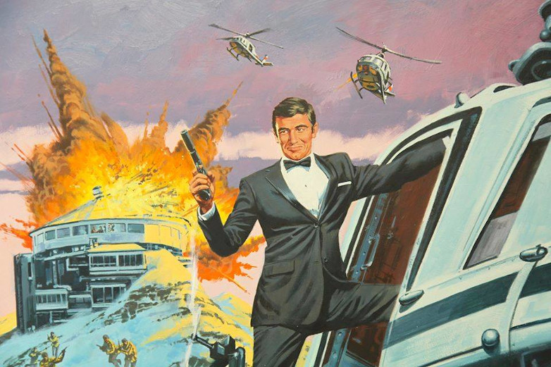 On Her Majesty's Secret Service 50th Anniversary