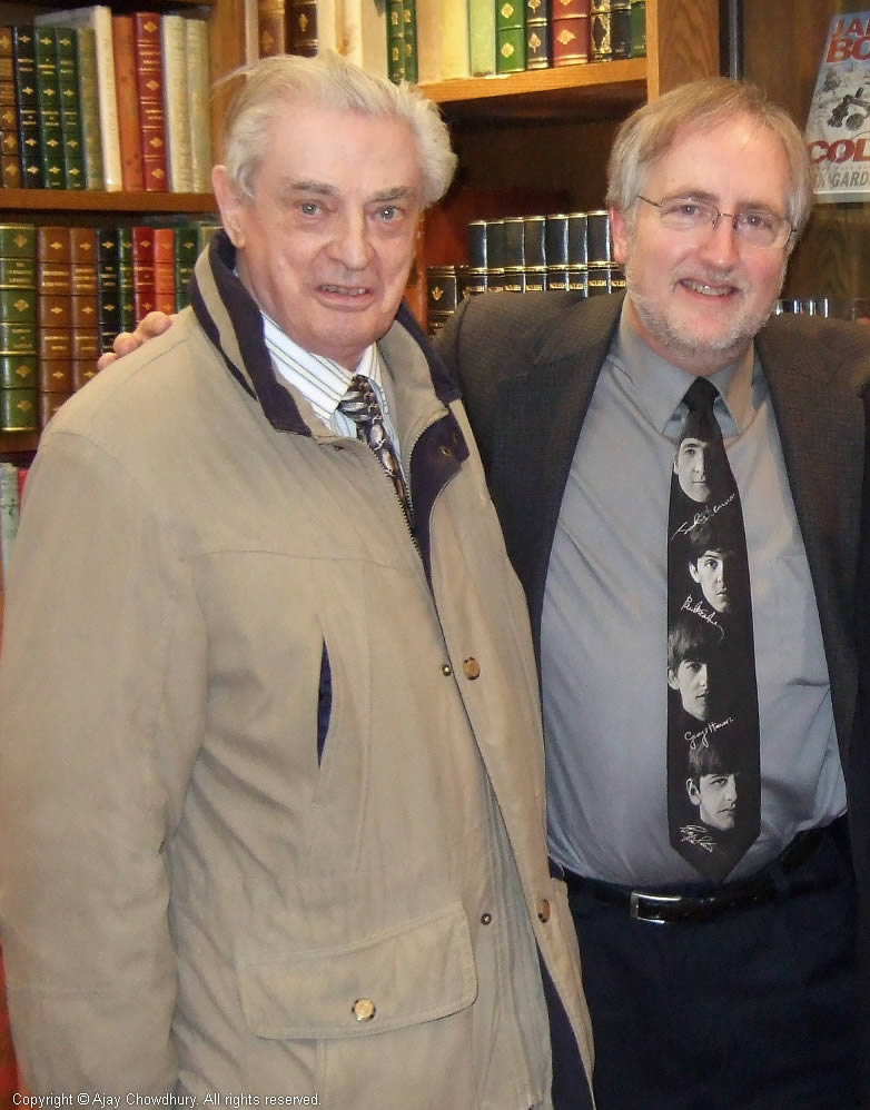 Peter Janson-Smith and Raymond Benson