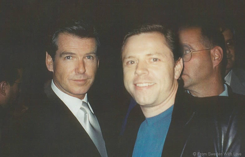 Pierce Brosnan Chicago Film Festival