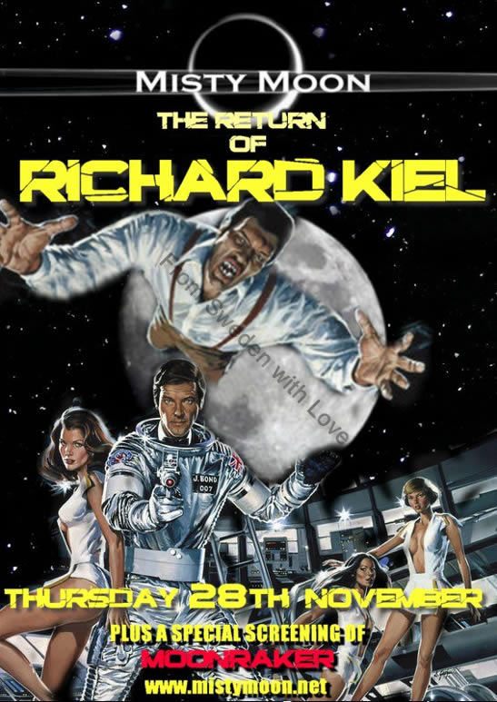 Richard Kiel Misty Moon Gallery London