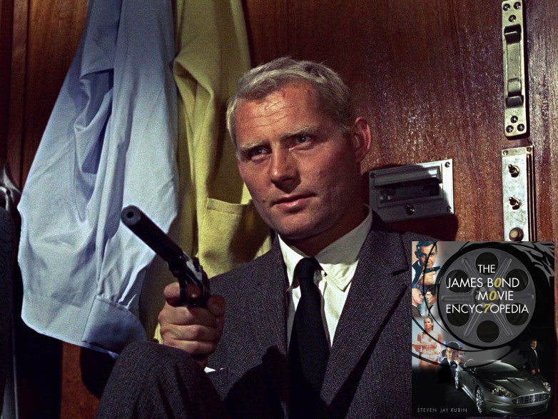 Robert Shaw From Russia with Love