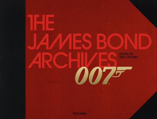 007 The James Bond Archives Paul Duncan