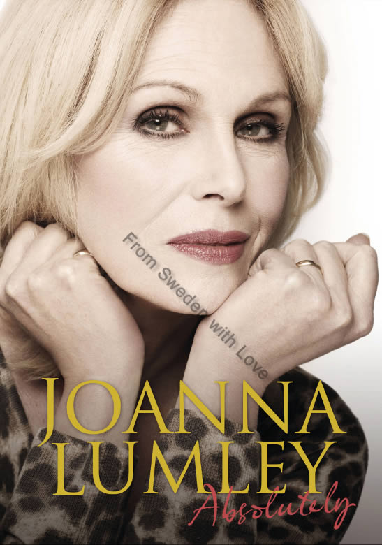 Absolutely Joanna Lumley