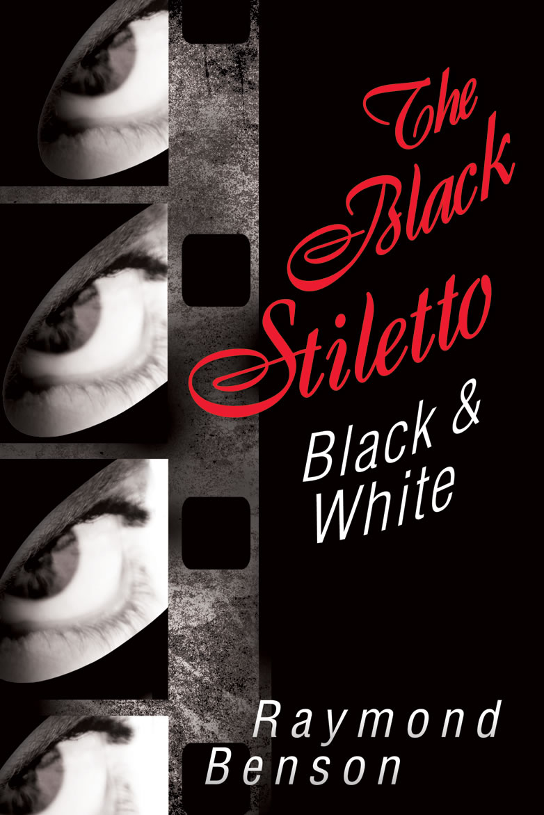 Black Stiletto Raymond Benson book 2