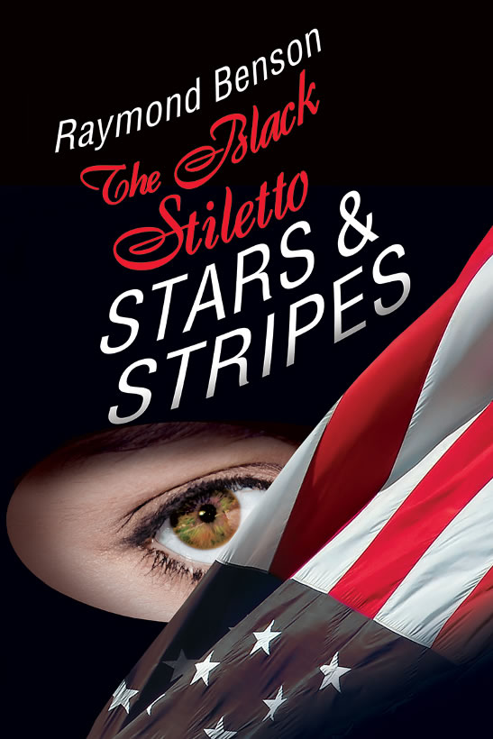 Black Stiletto Raymond Benson book 3