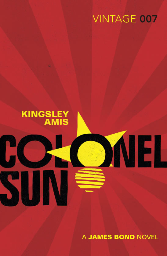 Colonel Sun Kingsley Amis 2015 edition