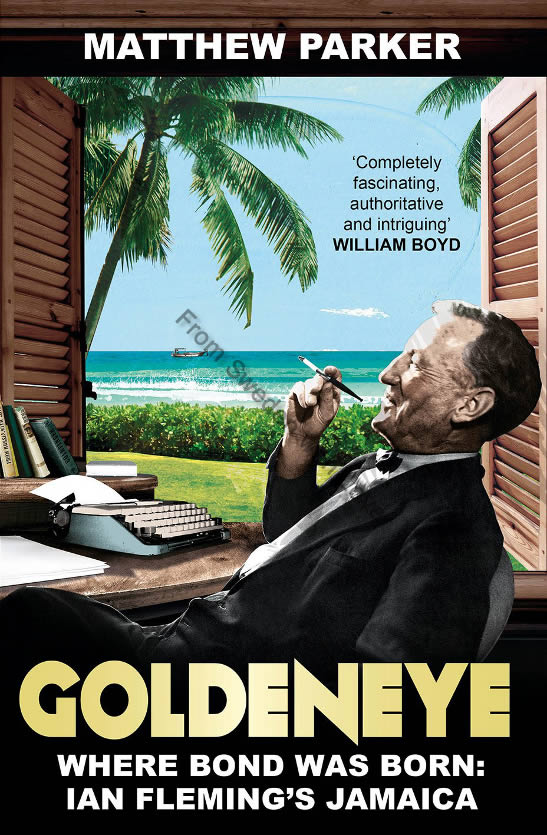 Goldeneye Ian Fleming in Jamaica 2014