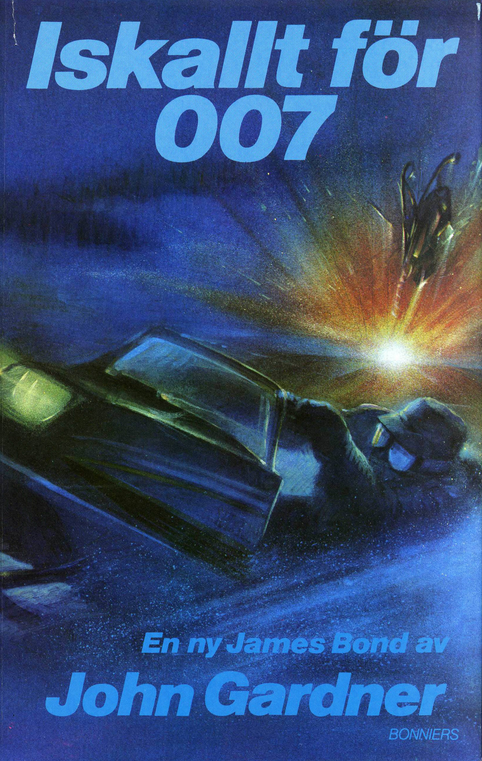 First UK edition of Icebreaker (1983)