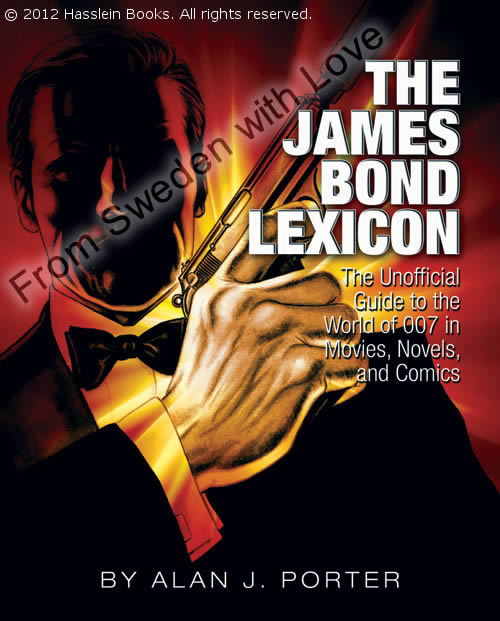 James Bond Lexicon Alan Porter