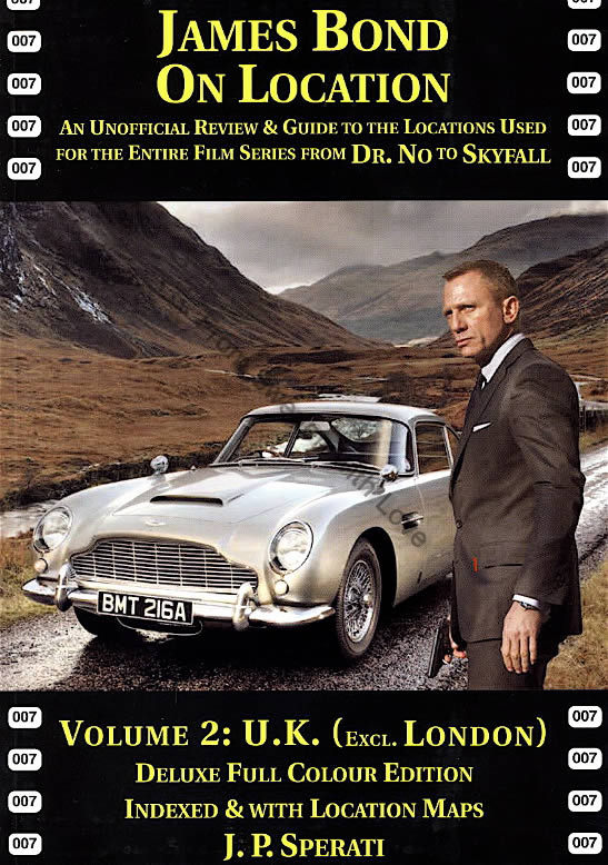 James Bond location book Volume 2