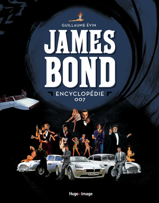 L encyclopedie James Bond book