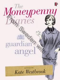 First UK edition Moneypenny Diaries Guardian Angel