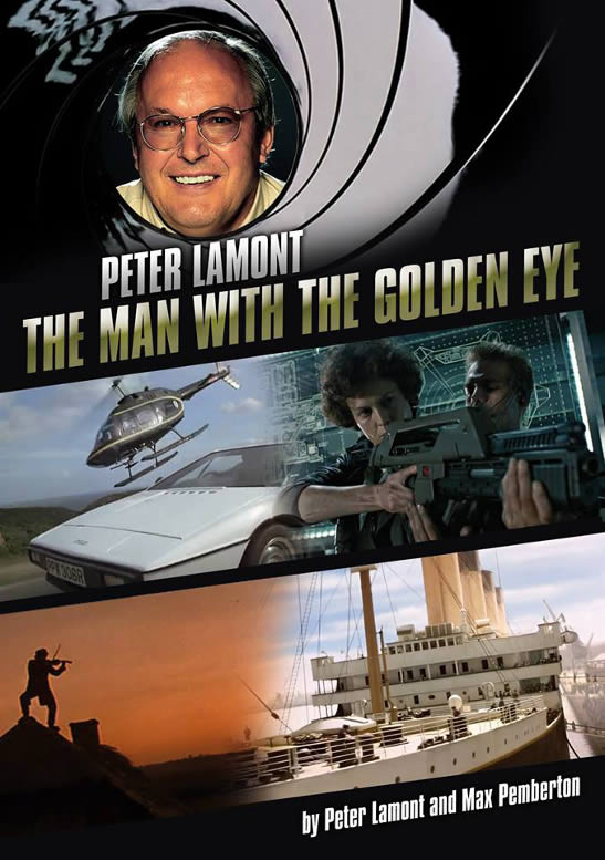 Peter Lamont The Man with the Golden Eye