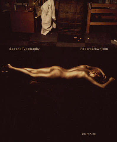 Robert Brownjohn Sex and Typography
