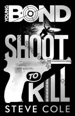 First edition UK hardcover of Shoot To Kill (2014)
