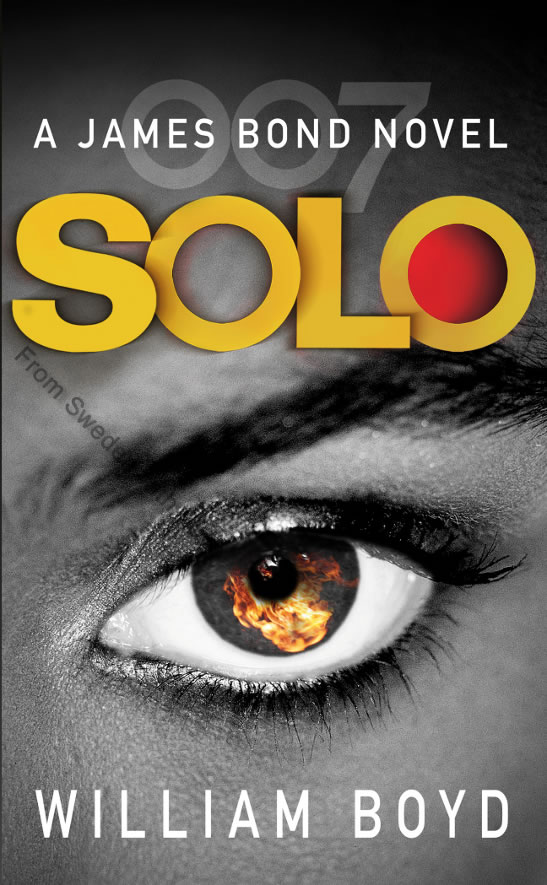 Solo James Bond novel UK paperback 2014