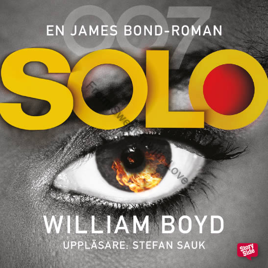 Solo James Bond roman ljudbok 2014