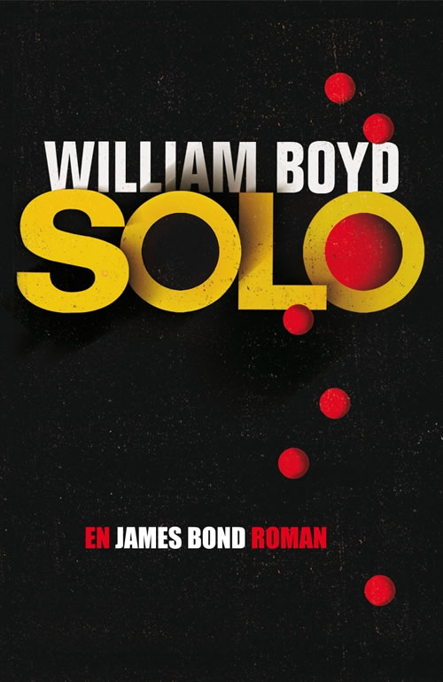 Solo av William Boyd pa svenska 2014