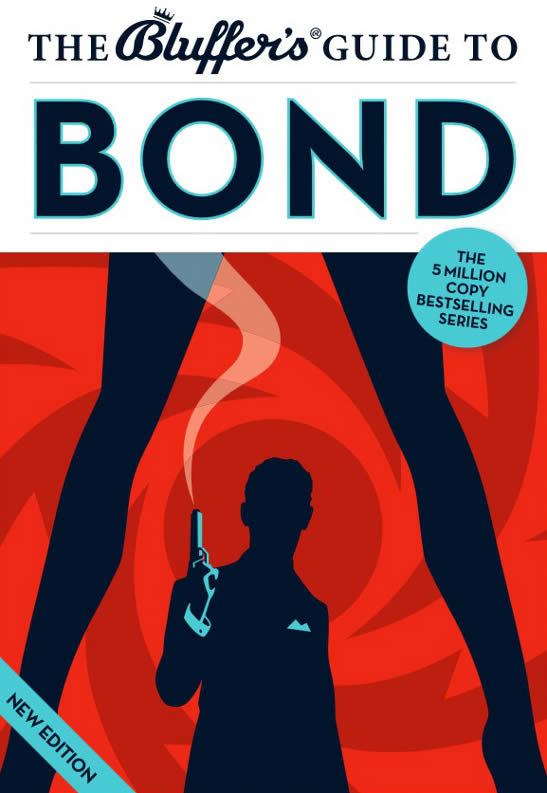 The Bluffers Guide to Bond book