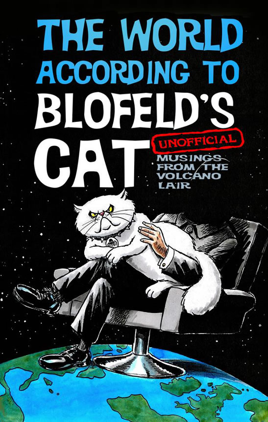 The World According to Blofelds Cat book