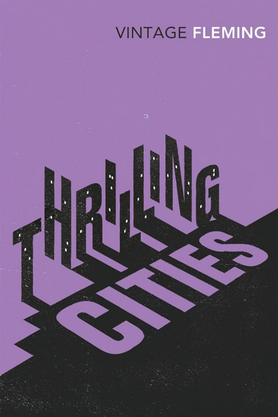 Thrilling Cities new Vintage edition