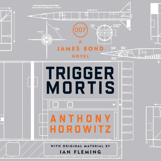 Trigger Mortis Anthony Horowitz audiobook