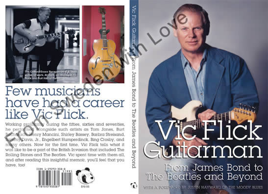 Vic Flick guitarman