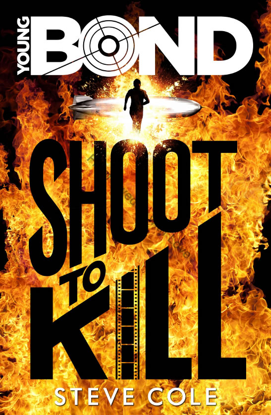 Young Bond Shoot to Kill 2015 paperback