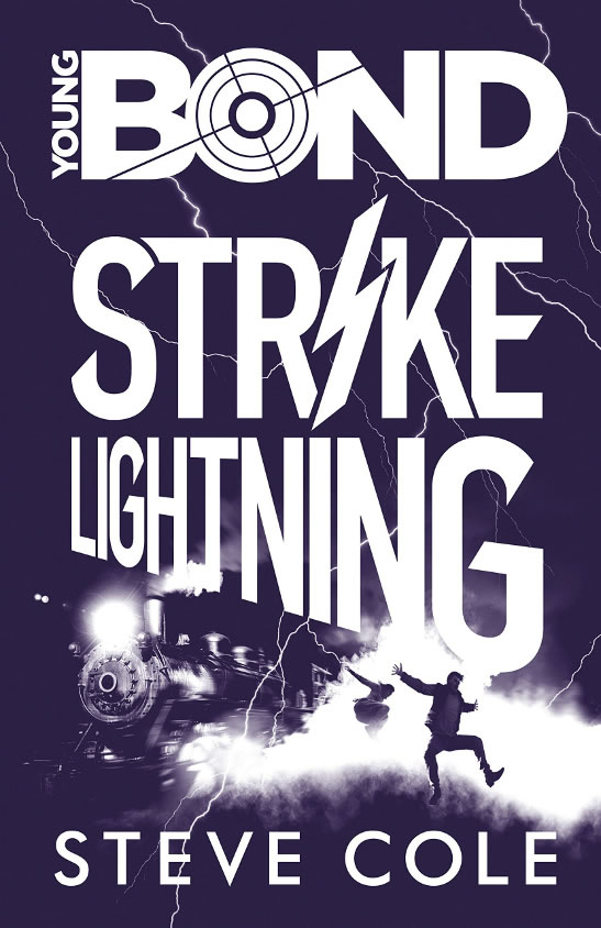 Young Bond Strike Lightning 2016 hardback