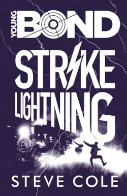 First UK edition of Strike Lightning (2016)