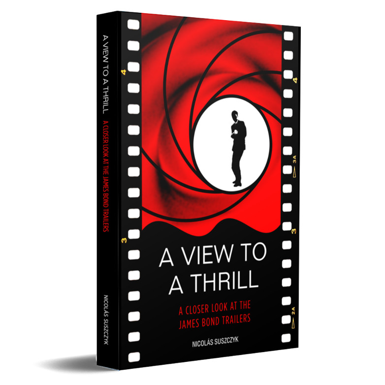 A VIEW TO A THRILL book by Nicolás Suszczyk