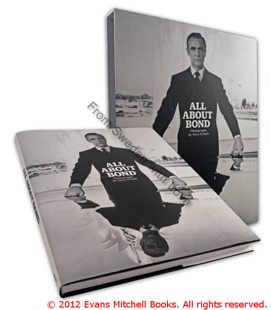 All about bond limited slipcase edition