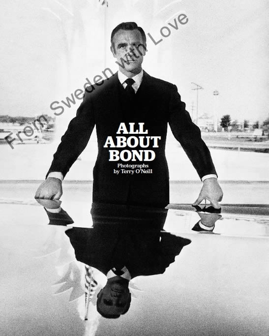 All about bond terry oneill