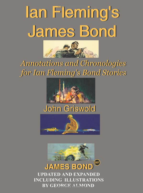 Annotation chronologies ian fleming james bond