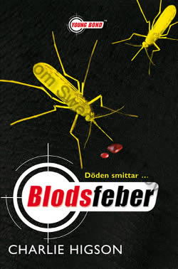 First UK edition of Blood Fever (2006)