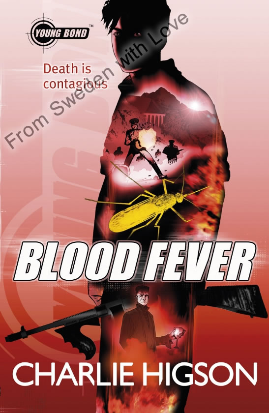 Blood fever 2012 uk paperback