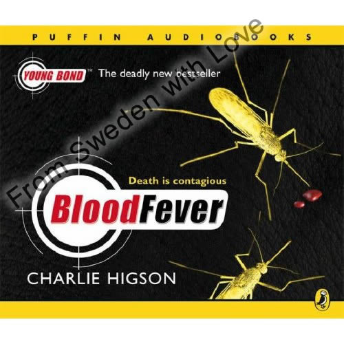 Blood fever audio book