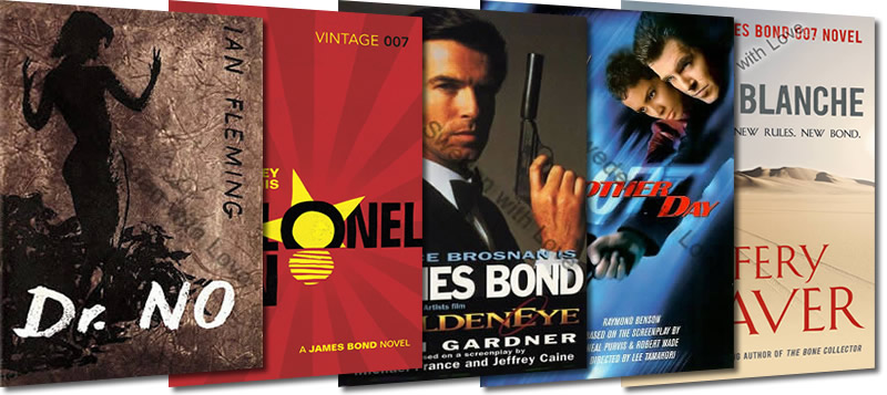 James Bond 007 novels