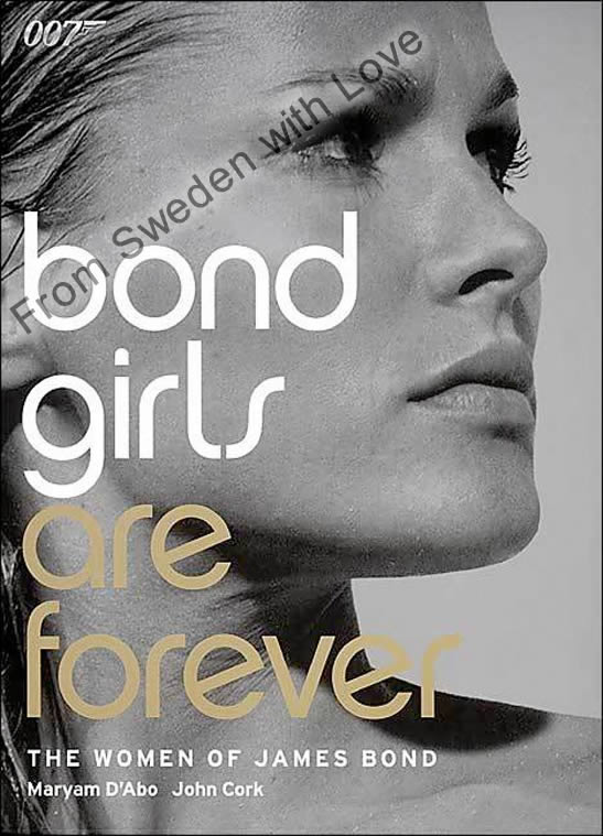 Bond Girls Are Forever book