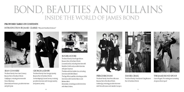 Bond Photographed by Terry O'Neill content preview