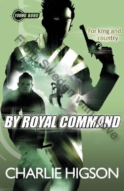 First UK edition of By Royal Command (2008)